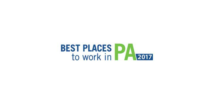 Best Places to work in PA 2017